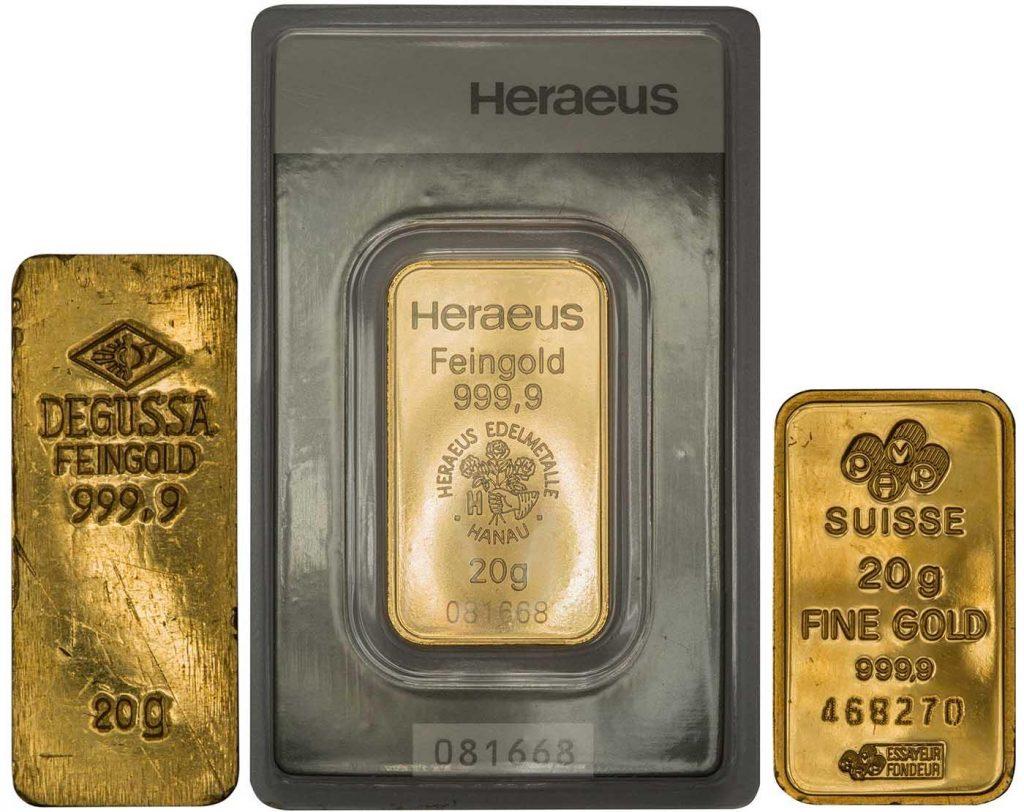 راهنمای خرید شمش طلا