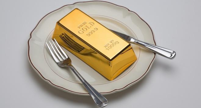 آیا طلا خوردنی است؟