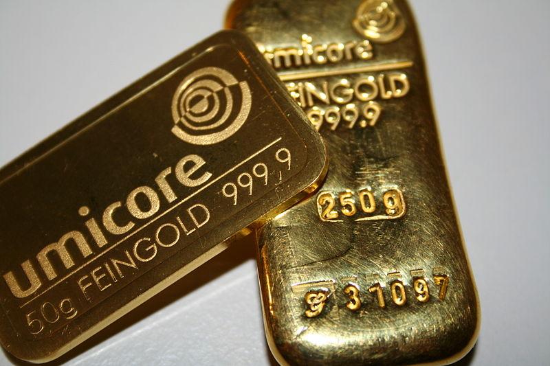شمش طلا چیست؟